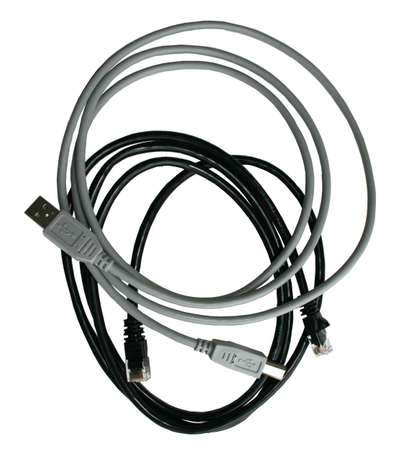 usb2: USB and USB2 cable and patch cords