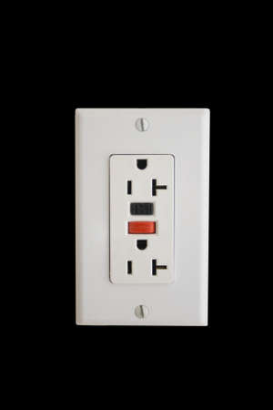a ground fault interruptor ground plug with double socket