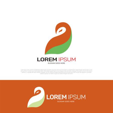 Owl animal bird logo icon symbol design Logó