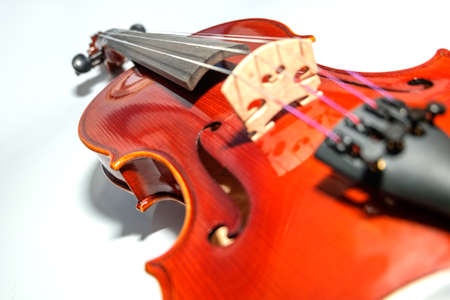 rhyme: violin Stock Photo