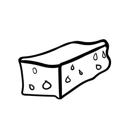 Spons pictogram vector