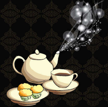 afternoon: tiempo de caf�