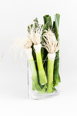 widely: Leeks are widely used in the Mediterranean diet