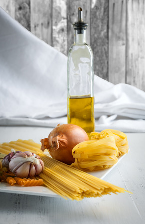 comida italiana: Comida y pasta italiana