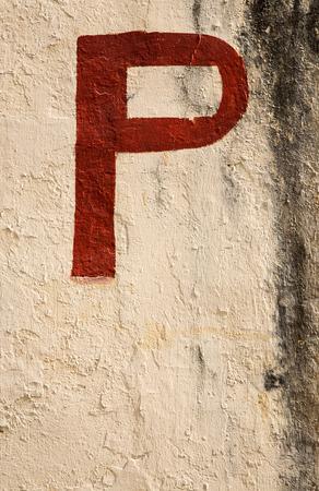 Sfondo muro di mattoni e pietre con le marcature