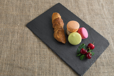 colorfu: traditional french colorfu beautifull macarons