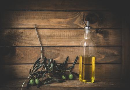 El aceite de oliva  Foto de archivo - 47443309