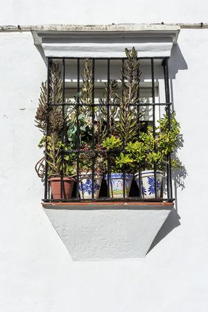 Arcos de la Frontera. Andalusian towns in Spain