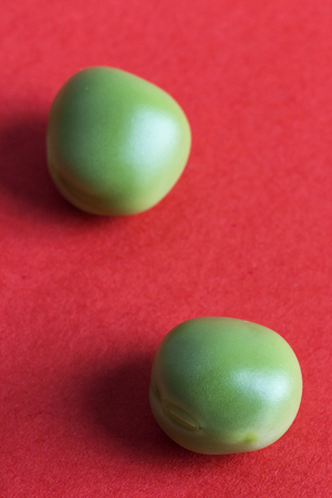Close up peas on colorful table.Healthy.Detox 스톡 콘텐츠