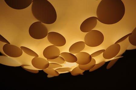 ambiente: macro shot lamp by light