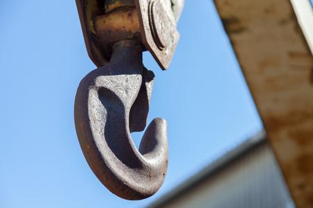 hook: crane hook