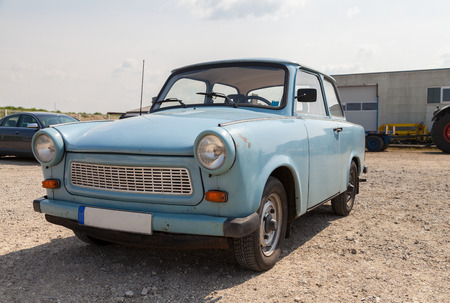 german trabant car