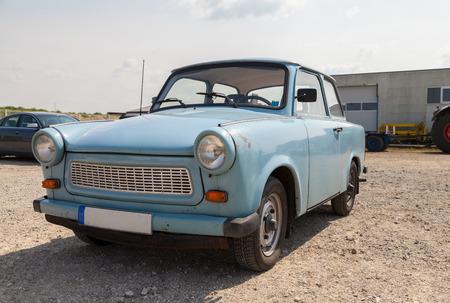 german trabant car