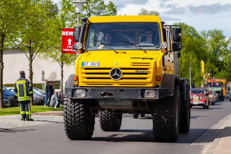 Mercedes Benz Truck Stock Photos And Images - 123RF
