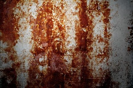 zinc: Old zinc for background