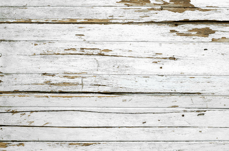 paint background: Vintage wood background with peeling paint. Stock Photo