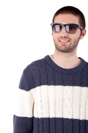 Young and very handsome man posing Stock Photo - 13840497
