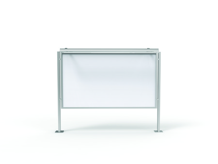 blanco: Billboard blanco