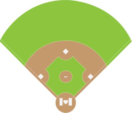 third eye: baseball field overview