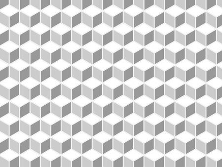 Cube pattern texture