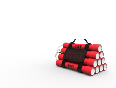 Ticking Time Bomb Stock Photos And Images - 123RF