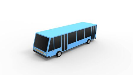 Cartoon cars vehicles isolated in white studio background Zdjęcie Seryjne