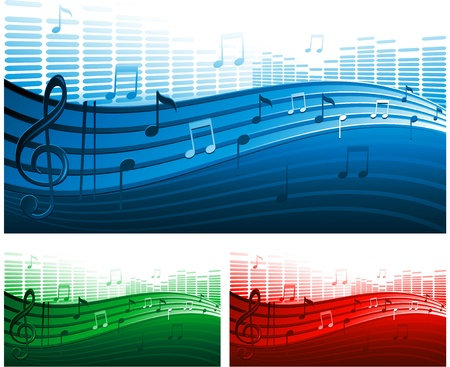 music: music notes