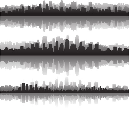 Cityscape Stock Vector - 8626800