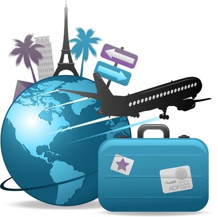 maleta: Antecedentes de viajes