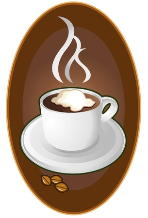 coffee: coffee logo