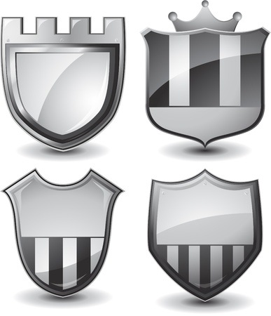 shield design Stock Vector - 8683381