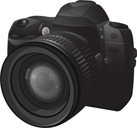 Camera illustratie