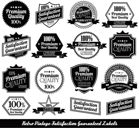 quality guarantee: certified badges