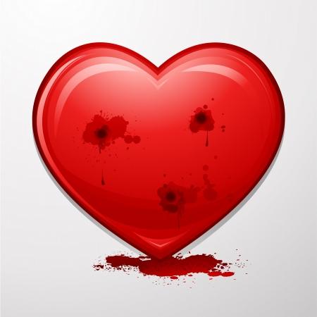 Valentines heart Stock Vector - 16630216