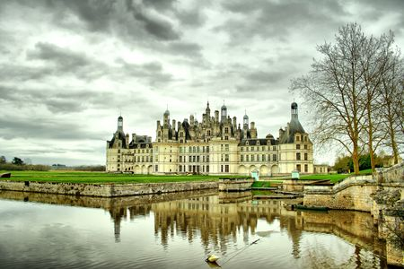 exterior view of the Loire