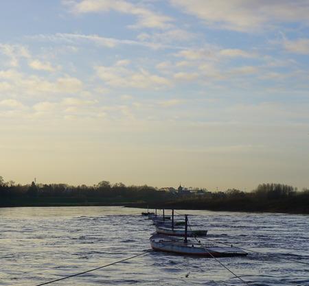 meuse: Ferry Berg ad Meuse