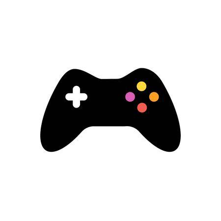 video game controller icon - joystick, game play icon