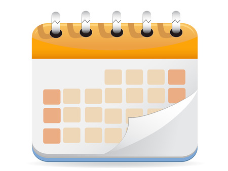 months: Calendar   for web design