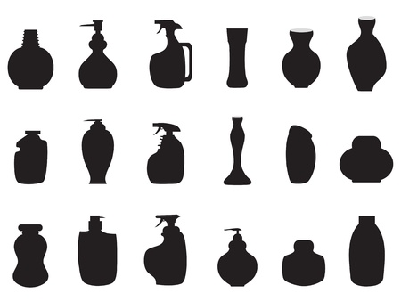 some lotions shape for design  Vector