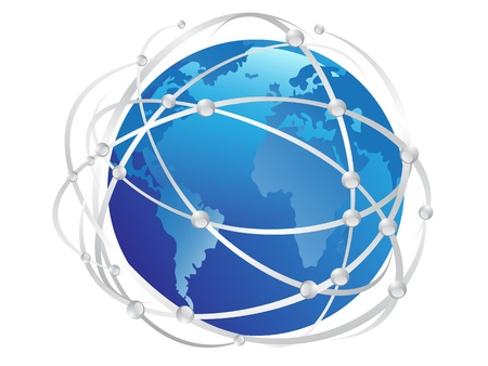 global communication: the communication earth for design