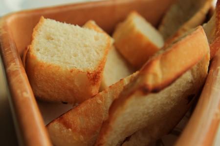 Bread in bucket Stock Photo - 7905677