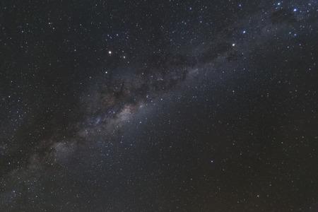 milkyway: milkyway above the sky, Lake Tekapo, New Zealand