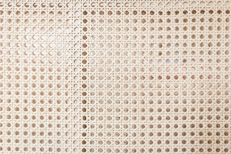weaving: classic weaving wicker texture of furniture