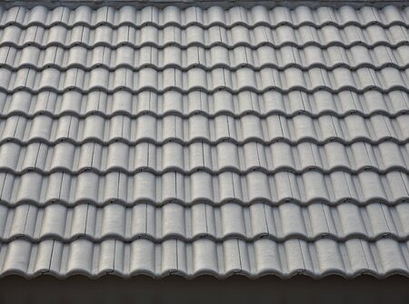 grey tiles roof pattern, home and architecture