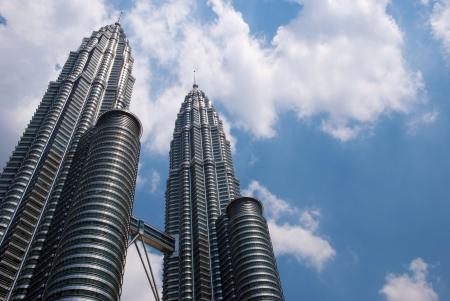 KLCC Twin Tower Kuala Lumpur Malaysia