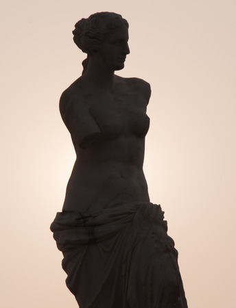 aphrodite: Aphrodite of Milos Stock Photo