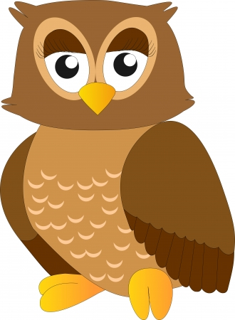 owl Stock Vector - 16012750