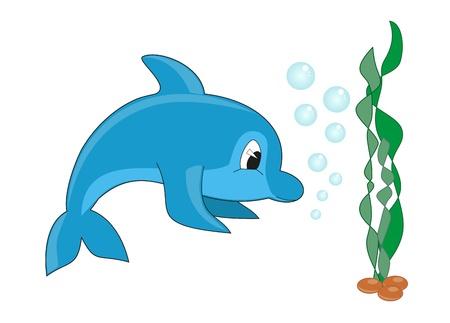 floatable: Dolphin