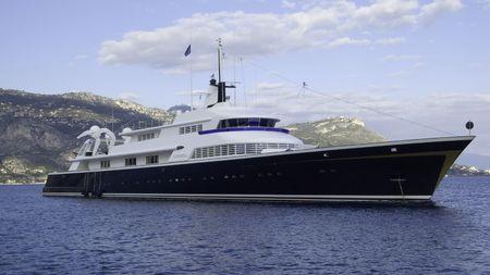 vacance: Il motor yacht Una uno 70 1973 L�rssen costruire yacht precedentemente Carinzia VI