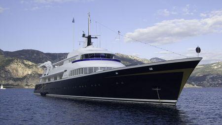 vacance: Il motor yacht di 70 Un metro 1973 L�rssen costruire yacht precedentemente Carinzia VI